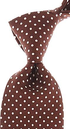 Ties On Sale, Brown Melange, Silk, 2017, one size Tom Ford