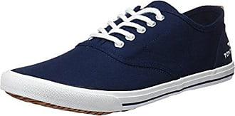 TOM Tailor 485100530, Zapatillas para Hombre, Azul (Navy), 44 EU