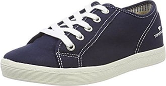 Tom Tailor 485200330, Baskets Femme, Bleu (Navy 00003), 36 EU