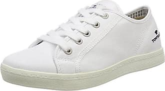 2791405 Mujer Tom Para 41 Tailor Eu Zapatillas 00002 Blanco White nP1T8q