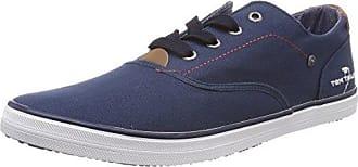 4881509, Chaussures Bateau Homme, Grau (Lava), 44 EUTom Tailor