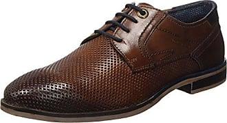 4880702, Brogues Homme, Marron (Cognac), 43 EUTom Tailor