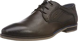 4880104, Derbys Homme, Schwarz (Black), 44 EUTom Tailor