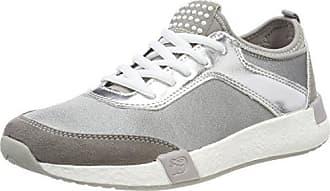 485200330, Sneaker Donna, Grigio (Grey 00011), 42 EU Tom Tailor