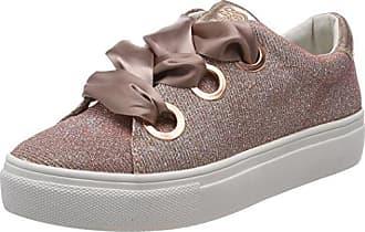 TOM Tailor 4892616, Zapatillas para Mujer, Pink (Dkrose), 39 EU