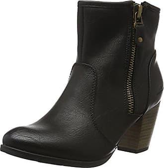 3795612, Bottes Motardes Femme, Gris (Grey), 39 EUTom Tailor