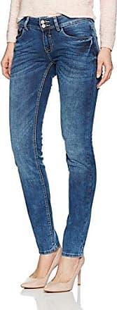 Alexa, Jean Skinny Femme - Bleu (Blackblue Denim 1206) W30/L32 (Taille fabricant: 30)Tom Tailor