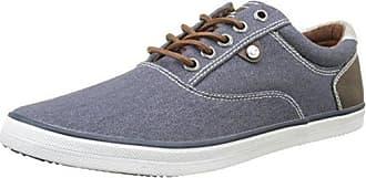 Tom Tailor 485100430, Sneaker Uomo, Blu (Navy 00003), 40 EU