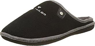 TOM Tailor 3781801, Zapatillas de Estar por Casa para Hombre, Gris, 40 EU