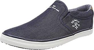 4881509, Chaussures Bateau Homme, Bleu Marine, 44 EUTom Tailor