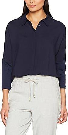 Tom Tailor Viscose Mix Blouse Shirt 10373000970, Blusa para Mujer, Rojo (Red Bud), 46 (Talla del Fabricante: 3X-Large)