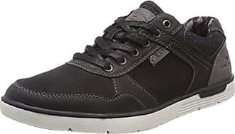 4880301, Baskets Homme, Schwarz (Black), 42 EUTom Tailor