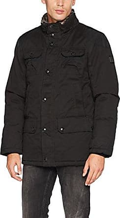 Blouson with Patched Pockets, Chaqueta para Hombre, Gris (Castlerock Grey 2669), X-Large Tom Tailor