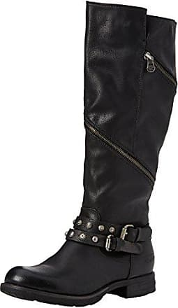 TOM Tailor 3791101, Botas para Mujer, Schwarz (Black), 36 EU