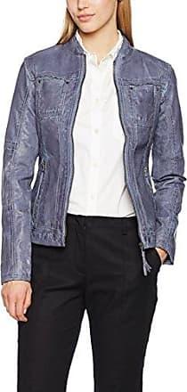 Tom Tailor Puffer Jacket, Chaqueta para Mujer, Azul (Sailor Blue), 38