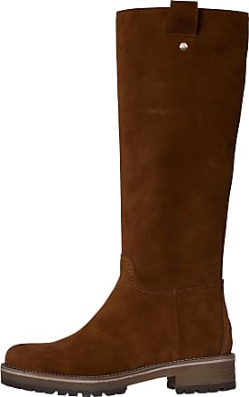 Tommy Hilfiger Boot »L1285OPEZ HG 4B«, rot, Decadent Chocolate