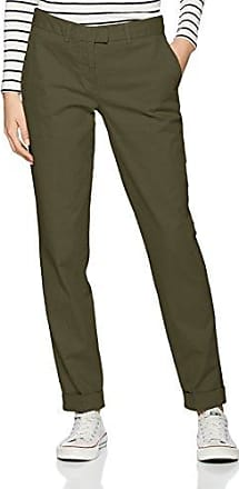 Tommy Hilfiger Mira Cargo Pant, Pantalon Femme, (Thyme 289), 40 (Taille Fabricant: 38)