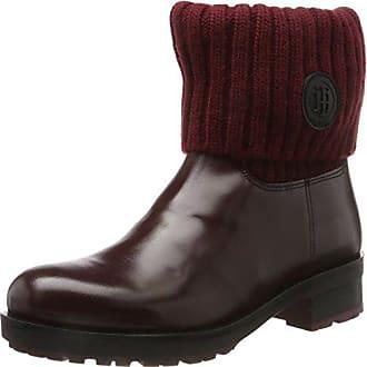 Tommy Hilfiger A2285ustin 2aw, Desert Boots Homme, Marron (Winter Cognac), 43 EU
