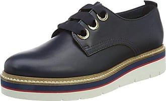 Faye 13, Zapatos de Cordones Derby para Mujer, Azul (Fathom 971868), 37 EU Josef Seibel