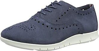 Tommy Hilfiger M1285iro 2b, Sneakers Basses Femme, (Riviera 415), 38 EU