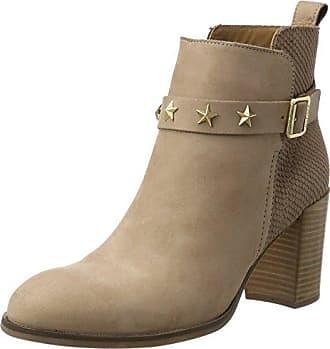 J1285AKIMA 8A, Zapatillas de Estar Por Casa para Mujer, Coffeebean, 40 EU Tommy Hilfiger