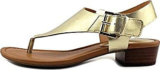 Tommy Hilfiger Susy 5 Rose Gold, Schuhe, Sandalen & Hausschuhe, Riemensandalen, Braun, Female, 36