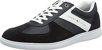 Tommy Hilfiger T2285obias 9c, Sneakers Basses Homme, Noir (Black 990), 41 EU