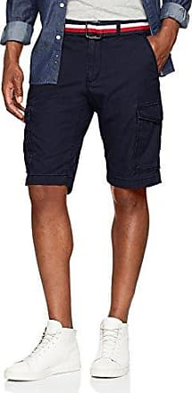 Regular Brooklyn Short Lt Twl Belt, Pantalones Cortos para Hombre, Azul (Sky Captain 403), W34 Tommy Hilfiger