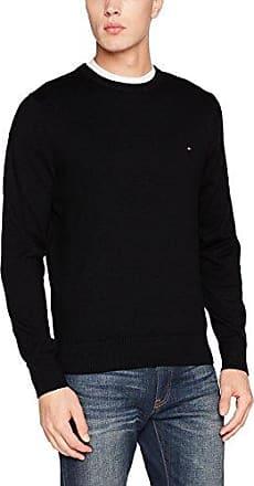 Tailored Basic Tipped Sweatshirt, Sudadera para Hombre, Azul (Peacoat 430), XX-Large Tommy Hilfiger