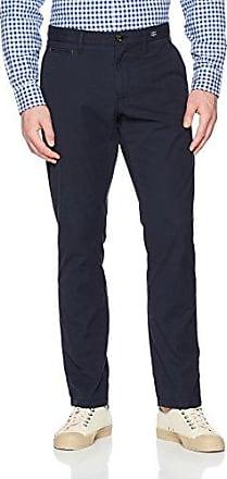 Bleecker Chino Str Pima CTN, Pantalones Hombre, Azul (Sky Captain 403), W40/L30 Tommy Hilfiger