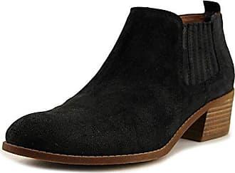 Tommy Hilfiger »Tessa« Stiefelette, mit modischer Zierschnalle, schwarz, EURO-Größen, schwarz