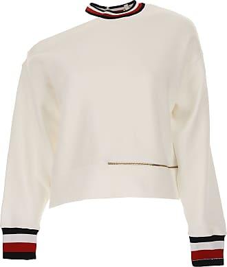 Sweatshirt for Men On Sale, Bluette, Cotton, 2017, L M S XS Tommy Hilfiger