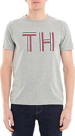 T-shirt à flocage contrastant Rouge Tommy HilfigerTommy Hilfiger MwHKFPA
