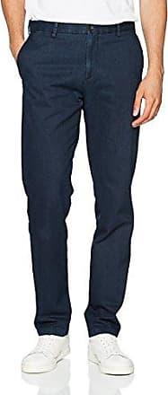 Hmt TWSFKS17405, Pantalon Homme, Marron (220), 48Tommy Hilfiger Tailored