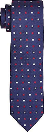 Mens 7cm Ttsstp18102 Neck Tie, Brown (202), (Manufacturer Size: One Size) Tommy Hilfiger Tailored