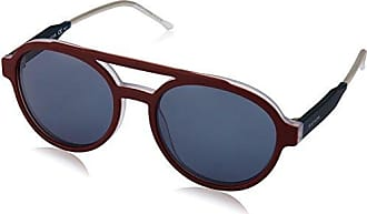 Unisex-Adults TH 1391/S QF Sunglasses, Red Petrol, 54 Tommy Hilfiger