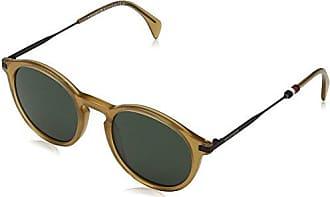 Adultos Unisex Th Gafas De Sol 1221 / S Hd, Negro (grnblueestrip), 50 Tommy Hilfiger