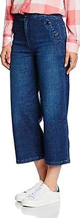 HW Cropped Wide Leg Ella, Jeans Femme, Bleu (Ella), 29W (Taille Fabricant: NI29)Tommy Hilfiger