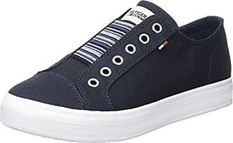 Tommy Hilfiger Venus Iconic Elastic Midnight, Schuhe, Sneaker & Sportschuhe, Sneaker, Grün, Blau, Female, 36