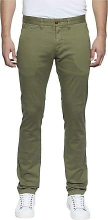 Chino THDM SLIM CHINO FERRY 1 BSTT PD khaki Tommy Jeans