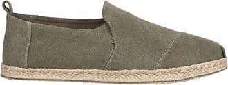 Chaussures Toms Toile Olive Lavé Est Decnalp Esp Pour Les Hommes - Kaki Clair x3nsoWvbFH