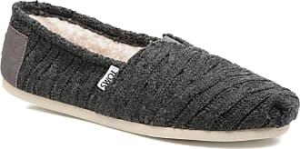 TOMS - Damen - Seasonal classics knit - Slipper - grau GetIrIJ