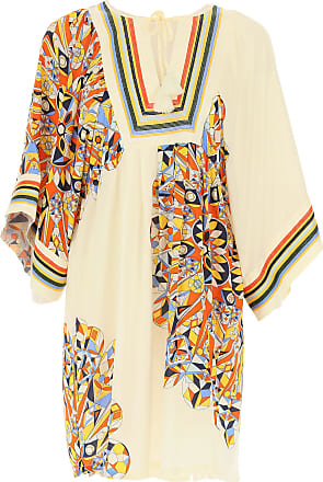 Dress for Women, Evening Cocktail Party On Sale, Papyrus, viscosa, 2017, 10 6 8 Tory Burch