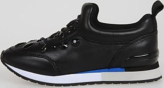 Leather LANEY Sneakers with Jewel Applications Spring/summer Tory Burch KWBCSBLRrg