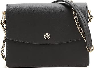 Shoulder Bag for Women On Sale, Black, Leather, 2017, one size Tory Burch