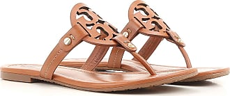 Sandals for Women On Sale, Nude, Leather, 2017, 3.5 Tory Burch