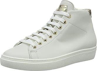 Alexa - Zapatillas Mujer, Blanco - Weiß (C00), EU 41 Tosca Blu