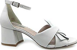 Damen Sandalen *, Weiß - Weiß - Größe: 38 EU Tosca Blu