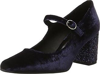 Solden, Escarpins Bout Fermé Femme, Noir (Nero C99), 41 EUTosca Blu