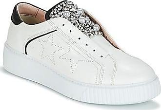 Flamenco, Sneakers Basses Femme, Or (Platino 05P), 38 EUTosca Blu